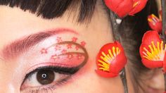 japanese new year's make up