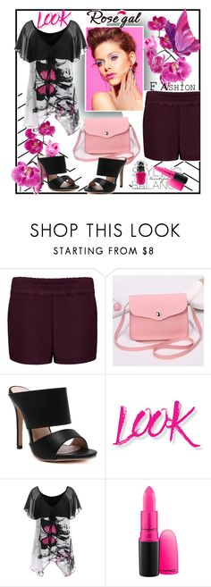 """""""Bez naslova #599"""" by car69 ❤ liked on Polyvore featuring NYX, MAC Cosmetics and Guerlain"""