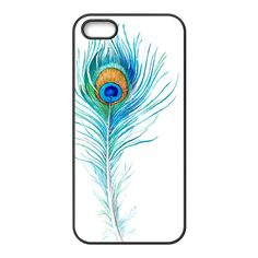 Beautiful Feather Phonecase for iPhone 5/5S