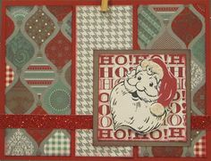 "Be""hoot""iful Scrapbooking: Cross Canada Blog Hop - Holiday Gift Guide #SparkleAndShine #C1567SantaClaus"