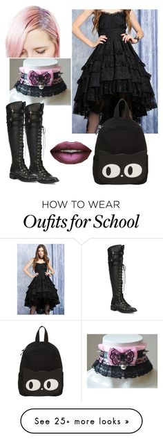 """""""//RP//"""" by xroleplayxoutfitsx on Polyvore featuring Joie"""
