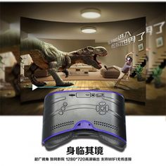 Glavey All in one VR headset works without smartphone:HD IPS Resolution,Wifi and Bluetooth USB