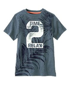 Time 2 Relax Tee