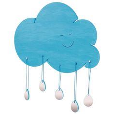 "Applikation ""Wolke"" | Applikationen & Mobile | Wandgestaltung | Möbel &…"
