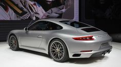 2016 Porsche 911 Carrera is all turbo, all the time [w/video]