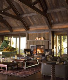 living+room_rustic+brown+red+green+piano_Napa+Valley+Residence_Backen+Gillam+Architects.png 326×384 pixels
