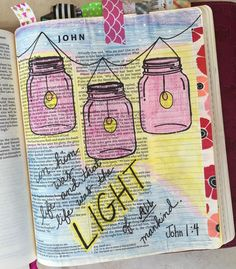 """April Roycroft on Instagram: """"John 1:4  In him was life, and that life was the light of all mankind.  I'm loving all of the references to LIGHT in the bible and cannot…"""""""
