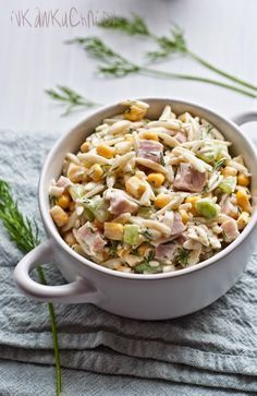 Cooking Recipes, Healthy Recipes, Side Salad, Tasty Dishes, Italian Recipes, Salad Recipes, Good Food, Food And Drink, Healthy Eating