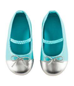 H & M Ballerina Shoes | Cuties