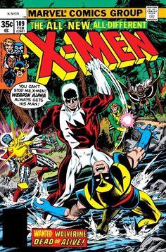 Marvel Comics of the 1980s: Uncanny X-Men #109 Revisted by John Byrne