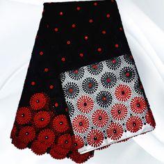 Cheap Psl61 26 rojo + negro alta clase suizo africano del cordón del guipur suizo africano Material del cordón de la alta calidad, Compro Calidad Encajes directamente de los surtidores de China:                                                                                    Bienvenido a angela paño moda en líne
