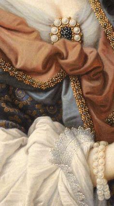 Vittoria Della Rovere as Saint Vittoria by Mario Balossi