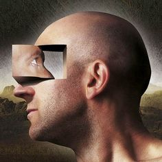 Like being in therapy :-D Illustration Using Portrait by Igor Morski Photo Art, Digital Artwork, Surreal Art, Illustration Art, Photoshop, Surrealism, Art, Portrait, Graphic Art