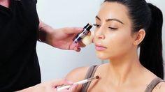 STROBING: H τεχνική step by step από τον make up artist της Καρντάσιαν!