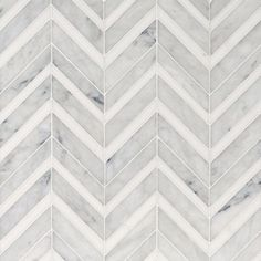 Avenza Honed&polished Chevron Fusion Marble Waterjet Decos - Country Floors of America LLC. Marble Mosaic, Mosaic Glass, Mosaic Tiles, Wall Tiles, Backsplash Tile, Stone Mosaic, Backsplash Ideas, Floor Patterns, Tile Patterns