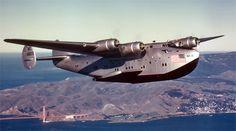 Pan American Boeing 314 - Took it's first flight on June 7, 1938.
