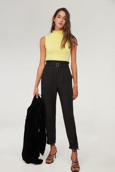 Pantalones | Casual | Nueva colección | SFERA Jogging, Blazers, Skinny, Pants, Trends, Collection, Fashion, Casual Pants, Pajama Pants