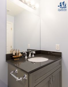 Best Emmanuel S Bathroom Remodel Countertop By Lesscare 400 x 300