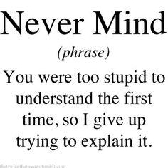 haha too true