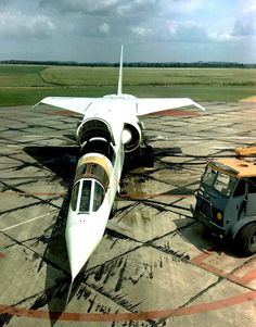 BAC TSR2 never made it into RAF service, being the victim of ever-rising cost and inter-service squabbling over Britain's future defence needs, which led to the controversial decision to scrap the programme in 1965.