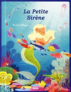 Coralie Vallageas... le blog !: La petite sirène