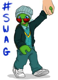 Small Swagg- Leo by Hashiree on DeviantArt