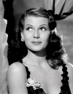 Rita Hayworth in 'You'll Never Get Rich'. (1941)