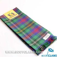 Wood Clan Tartan Sca