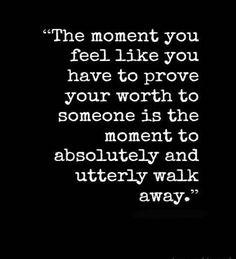 The moment you feel like
