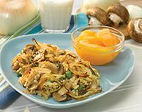 MyPlate Recipe of the Week -- Carmelized Mushroom and Vidalia Onion Risotto