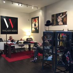 Walker/Viden Luxury Consignment located at 1033 E. Green Street in Pasadena. Best fashion find in LA. Incredible selection. Owners Jennie Walker & Addy Viden, friendly, smart, & know their fashion.