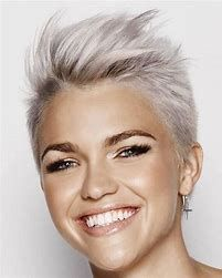 Image result for Very Short Pixie Hairstyles