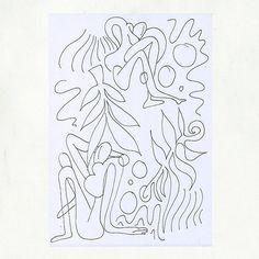 Future Relics 01.  #paint #painting #art #modernart #masterpiece #artist #followme #artistsofinstagram #contemporary #instagood #vscocam #instadaily #sketch #bestartfeatures #art_spotlight #drawingpen #drawing #gambar #iphonesia #daily_art by jordandevlinart