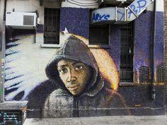Jimmy C, Whitby Street, E1. | 26 Stunning Street Art Murals In East London
