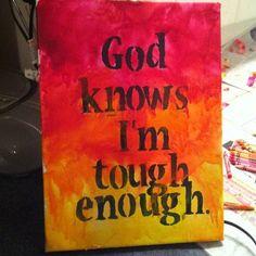 DIY crayon art jason mraz  quote