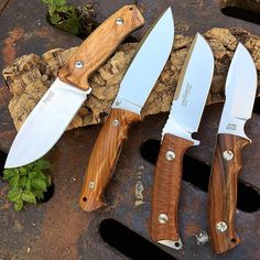 """456 Likes, 1 Comments - Collini Cutlery Knives Shop (@coltelleriacollini) on Instagram: """"Hunting blades by Viper, Maserin and Fox @coltelleriacollini Buy: www.knives.it…"""""""