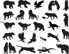 Find Animals Vector stock images in HD and millions of other royalty-free stock photos, illustrations and vectors in the Shutterstock collection. Thousands of new, high-quality pictures added every day. Lion Vector, Animal Silhouette, Future Tattoos, Art For Kids, Royalty Free Stock Photos, Illustration, Vector Stock, Pictures, Animals