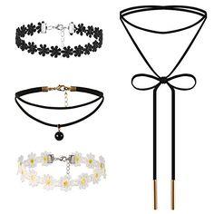Flongo 4 Stück Velvet Samt Spitze Leder Halskette Gänsebl... https://www.amazon.de/dp/B073XLNVCF/ref=cm_sw_r_pi_dp_x_gIBCzbSEYC7W0