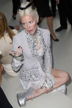 Style Icon… Daphne Guinness