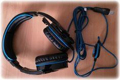 Testprodukte : Gaming Headset für den PC von GHB