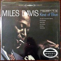 Miles Davis Kind Of Blue LP Vinil 200 Gramas Classic Records Quiex SV-P Bernie Grundman 2001 USA - Vinyl Gourmet