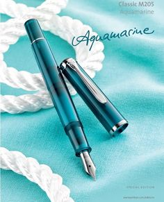 M205 Aquamarine. Pelikan New - $160
