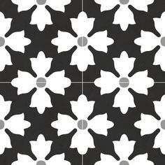 Give a rich and distinctive look to your floor or wall by choosing this MSI Flori Encaustic Glazed Porcelain Floor and Wall Tile. Outdoor Kitchen Countertops, Concrete Countertops, Kitchen Flooring, Granite, Kitchen Backslash, Kitchen Appliances, Patchwork Tiles, Encaustic Tile, Thing 1