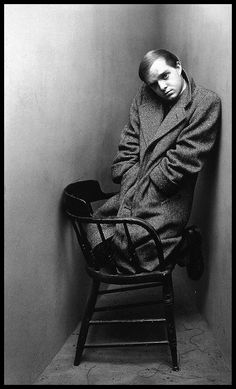 Truman Capote by Irving Penn...