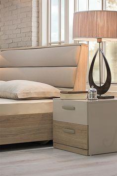 Idea Bedroom from ENZA HOME. #Bedroom #HomeFurniture #Design #Homedesign #Bed #Mattress