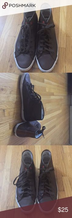 Ben Sherman Men's Sneakers Size 12 Men's Size 12 brown Ben Sherman Sneakers good condition Ben Sherman Shoes Sneakers