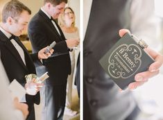 Groomsmen Gifts Wedding Favors Photos on WeddingWire