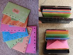 Handmade by His Grace: Envelope Budgeting System