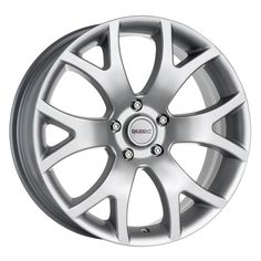 MODEL: O OF DEZENT ALLOY WHEELS IN SILVER COLOUR CHECK @ http://www.turrifftyres.co.uk #cars #DEZENT #alloy #wheels #rim