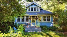 Haus auf Toronto Island